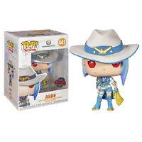 FUNKO POP GAMES ASH #441 READY TO SHIP TODAY OVERWATCH