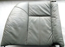 BMW E38 sitz leder grau hinten rechts, right part rear leather seats gray