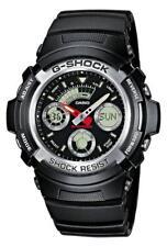 Casio G-Shock Speed Shifter Uhr AW-590-1AER Analog,Digital Schwarz
