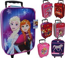 Kindertrolley Koffer Trolley Kinderkoffer Kindergepäck Tasche Handgepäck 12 L