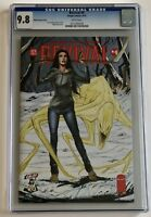 REVIVAL #9 CBLDF Variant Tim Seeley Cover IMAGE CGC 9.8