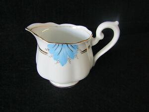 Royal Albert Crown China Creamer Milk Jug Made In England