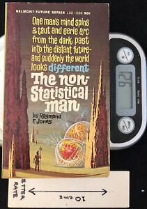The non-Statistical Man - PB by Raymond E Jones
