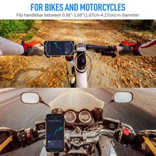 Xiaomi 9 Universal Motorcycle Mobile Bicycle Phone Holder for IPhone 11 Samsung