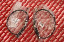 Toyota RAV4 1996-2000 Manual Shifter Cable OEM Genuine 33822-42030 & 33821-42070