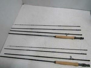 Pair of Orvis Clearwater 5-Weight 9ft Fly Rods