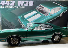 GMP / ACME 1972 Oldsmobile 442 W-30 LIMITED EDITION To 996 Mint Condition