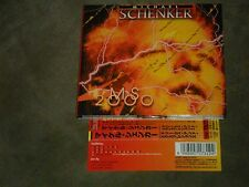 Michael Schenker MS 2000: Dreams And Expressions Japan CD Bonus Track
