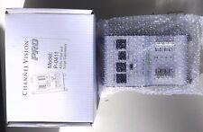 CHANNEL VISION PRO MODEL P-04 11 (P-04 II)  ADSL FILTER/SURGE SUPRESSOR