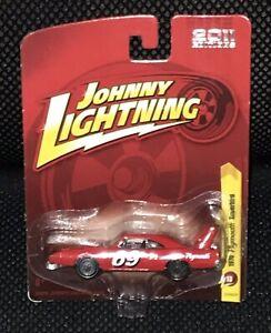 2011 Johnny Lightning - 2011 Editions - 1970 Plymouth Superbird - Red #69