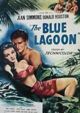 THE BLUE LAGOON  (DVD 1949 Jean Simmons Donald Houston)