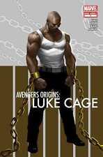 Avengers Origins Luke Cage #1 MARVEL US Comic One-Shot Marko Djurdjevic COVER NM