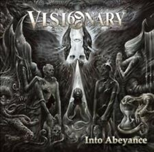 Visionary 666 - Into Abeyance [New CD]