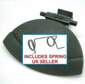 For CITROËN C4 Glove Box Lid Handle + Spring Replacement Repair Kit Plastic