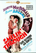 Smilin' Through DVD 1941 Jeanette MacDonald *New & Sealed* Region 4