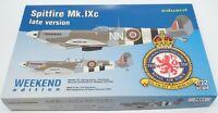 Eduard 1/72 Scale Model Aircraft Kit 7431 - Spitfire Mk.IXc Late Version
