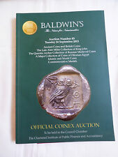 Baldwin's Auction number 83 November 2013 Ancient Egypt Russian price catalog
