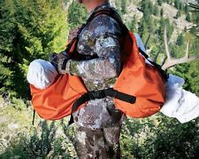Game Meat Pack - Hunting - Hauler - Atv - Orange - Backpack - Bag - Elk - Deer