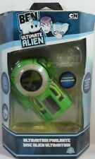 BANDAI BEN 10 ULTIMATE ALIEN ULTIMATRIX OMNITRIX WATCH EUROPEAN BOX SEALED RARE