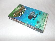 Star Trek Paperback Book Voyager #18 Battle Lines