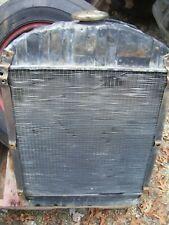 New Listingvintage Ji Case 800 Diesel Standard Tractor Radiator Amp Cap Assy 1958