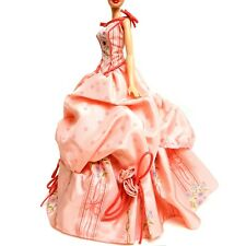 Barbie Grand Entrance Peach Gown 2002 Mint out of Box