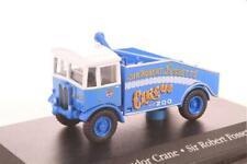 Atlas Editions 1:76  AEC Matador  Crane Truck  Fossett's Circus MIB