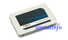 "Crucial MX300 525GB SATA 2.5"" 7mm (with 9.5mm adapter) Internal SSD"