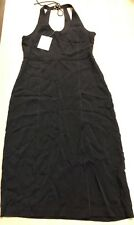 "SIZE 16 LADIES,TIMELESSLY STYLISH & CHIC ""WITCHERY"" BLACK SHIFT STYLE DRESS.BNWT"