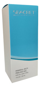 Seacret Mineral-Rich Peeling Gel For All Skin Types 30ml/1.7fl.oz Ship From USA