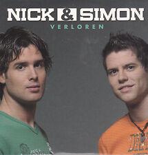 Nick&Simon-Verloren cd maxi single cardsleeve