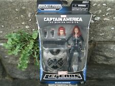 MARVEL LEGENDS INFINITE SERIES BLACK WIDOW MANDROID BAF SERIES BRAND NEW AND SEA