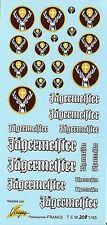 Decalbogen Jägermeister 1:43 - 1:32 (208)