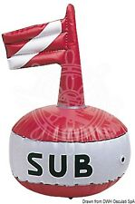 Osculati Inflatable Buoy Large 38x63cm