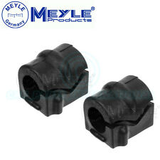2x Meyle (Germany) Anti Roll Bar Bushes Front Axle Left & Right No: 614 035 0032