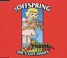Offspring She's got issues (1999) [Maxi-CD]