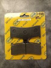 Lih Dan Brake Lining Industrial brake pads LD 225/2 (same as ebc fa 424) NOS