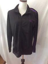 Animal Rescue Site Jacket ~ XL ~ Black & Purple ~ Worn Once