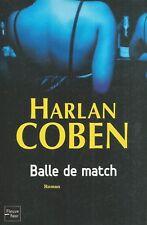 Balle de match.Harlan COBEN.Fleuve Noir TH5C