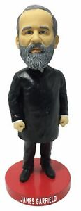 James Garfield United States President - Numbered to 500 Bobblehead
