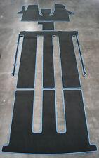 $$$ Fußmatten Teppich für VW T5 Multivan Atlantis Gastraum Kofferraum KOMPLETT