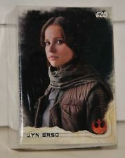 2016 Topps Star Wars Rogue One Series 1 Full BASE Set 1-90ct