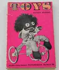 Livre anglais English Book Jouets Toys Patrick Murray 1968 Paper toys métal toys