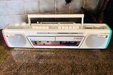 Panasonic Ambience Stereo Boombox Radio Cassette Player FW18  RX-FW18L Hi-Fi RX