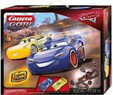 Pista macchinine Carrera Go Cars 3 Radiator Springs 5 3 mt Saetta McQueen