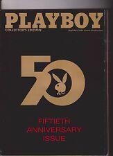 PLAYBOY JANUARY 2004 FIFTIETH ANNIVERSARY ISSUE NEW & UNOPENED - MINT