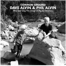 Common Ground: Dave Alvin + Phil Alvin Play & Sing - Dave / (CD Used Very Good)