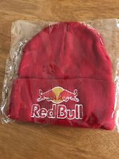Red Bull Beanie Hat Brand New Red Colour Only 3 Available