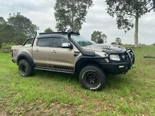 Suits For Ford Ranger PX1 Flares 2012 - 2015 Texture Finish