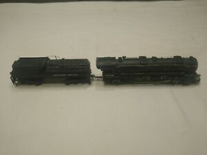 Rivarossi 6206 HO Baltimore and Ohio 2-10-2 Steam Locomotive and Tender